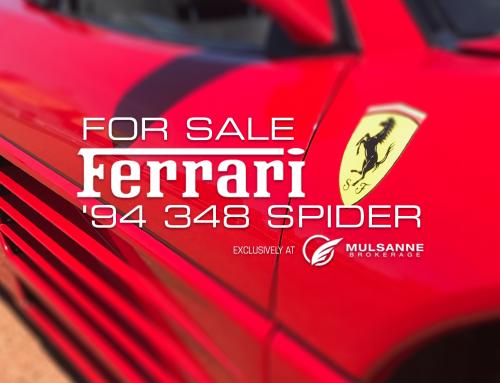94 Ferrari 348 Spider